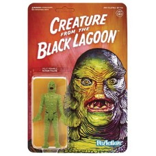 UNIVERSAL MONSTERS CREATURE FROM BLACK LAGOON REACTION FIG