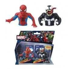 MARVEL HEROES SPIDER-MAN VS VENOM FINGER FIGHTER