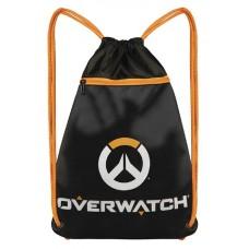 OVERWATCH LOGO CINCH BAG