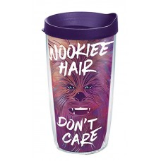 STAR WARS WOOKIE HAIR DONT CARE 16OZ TUMBLER