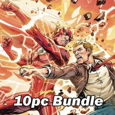 FLASH #750 REG AND VARIANT BUNDLE