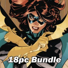 DC - DEC PREVIEWS CARD STOCK VARIANT BUNDLE