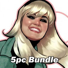 GWEN STACY #1 REG AND VARIANT BUNDLE