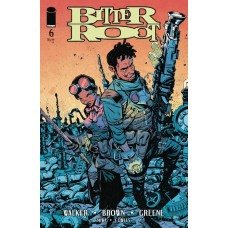 BITTER ROOT #6 CVR A GREENE (MR)
