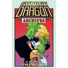 SAVAGE DRAGON ARCHIVES TP VOL 05