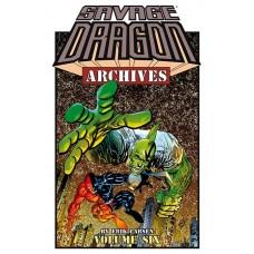 SAVAGE DRAGON ARCHIVES TP VOL 06 (MR)
