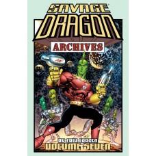 SAVAGE DRAGON ARCHIVES TP VOL 07 (MR)