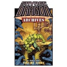SAVAGE DRAGON ARCHIVES TP VOL 08 (MR)