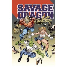 SAVAGE DRAGON CHANGES TP