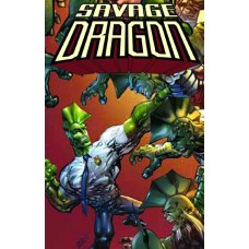 SAVAGE DRAGON DRAGON WAR TP