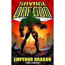 SAVAGE DRAGON EMPEROR DRAGON TP