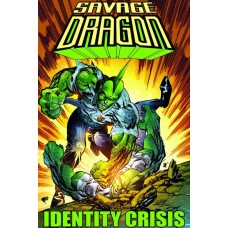 SAVAGE DRAGON IDENTITY CRISIS TP