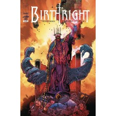 BIRTHRIGHT #41