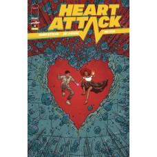 HEART ATTACK #4 (MR)