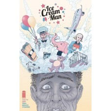 ICE CREAM MAN #18 CVR A MORAZZO & OHALLORAN (MR)