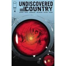 UNDISCOVERED COUNTRY #4 CVR A CAMUNCOLI (MR)