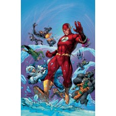 FLASH #750 2000S JIM LEE VARIANT