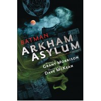 BATMAN ARKHAM ASYLUM NEW EDITION HC