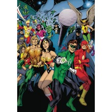 JUSTICE LEAGUE OF AMERICA THE NAIL COMPLETE COLL TP