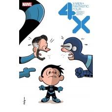 X-MEN FANTASTIC FOUR #1 (OF 4) ELIOPOULOS VARIANT
