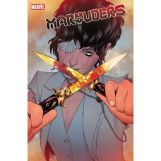 MARAUDERS #7 DX