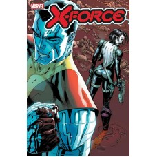X-FORCE #8 DX
