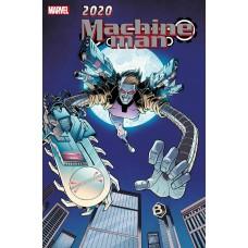 2020 MACHINE MAN #1 (OF 2)