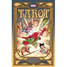 TAROT #3 (OF 4)