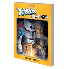X-MEN MILESTONES TP MESSIAH COMPLEX