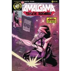 AMALGAMA SPACE ZOMBIE #5 CVR A YOUNG (MR)