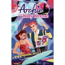 ARCHIE #711 (ARCHIE & KATY KEENE PT 2) CVR C WILLIAMS