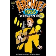 ARCHIE 1955 #5 (OF 5) CVR B BURCHETT