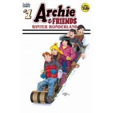 ARCHIE & FRIENDS WINTER WONDERLAND #1