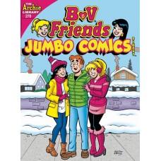 B & V FRIENDS JUMBO COMICS DIGEST #278