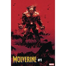 DF WOLVERINE #1 SGN PERCY
