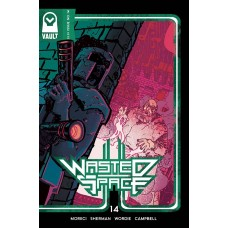 WASTED SPACE #14 (MR)