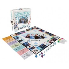MONOPOLY FROZEN 2 EDITION GAME CS