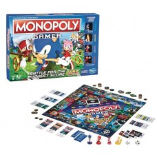 MONOPOLY GAMER SONIC THE HEDGEHOG ED GAME CS