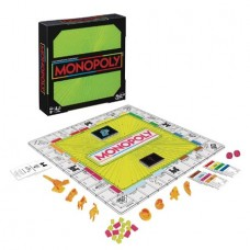 MONOPOLY NEON POP EDITION BOARD GAME CS