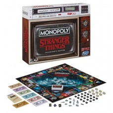 MONOPOLY STRANGER THINGS COLLECTOR ED GAME CS