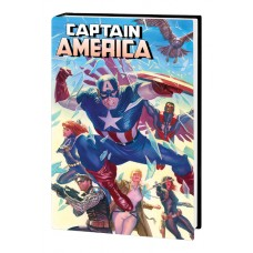 CAPTAIN AMERICA BY TA-NEHISI COATES HC VOL 02