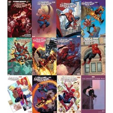 AMAZING SPIDER-MAN #800 12PC REG & VARIANT BUNDLE SET