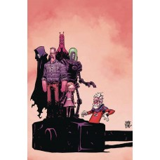 BLACK HAMMER AGE OF DOOM #1 VARIANT YOUNG CVR