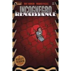 INCOGNEGRO RENAISSANCE #3 (MR)