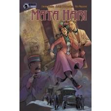 MATA HARI #3 (MR)