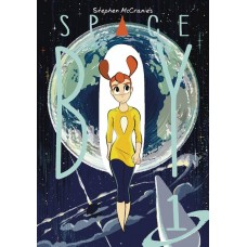 STEPHEN MCCRANIES SPACE BOY TP VOL 01
