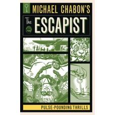 MICHAEL CHABON ESCAPIST PULSE POUNDING THRILLS TP