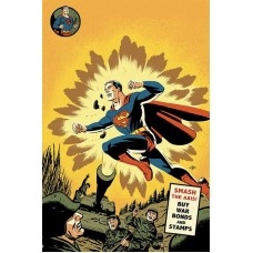 ACTION COMICS #1000 1940S VARIANT