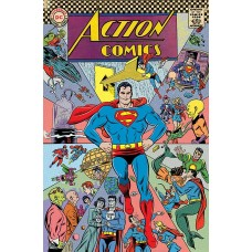 ACTION COMICS #1000 1960S VARIANT