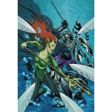 MERA QUEEN OF ATLANTIS #3 (OF 6)